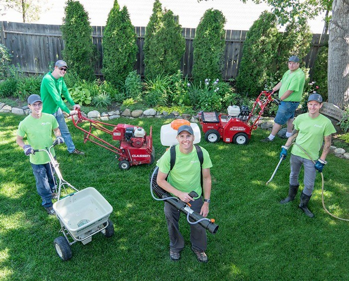 Lawn Care Service Companies Regina - Weed Pro
